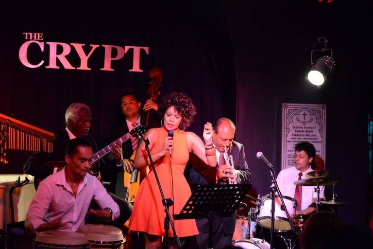The Crypt Jazz Club, Cape Town