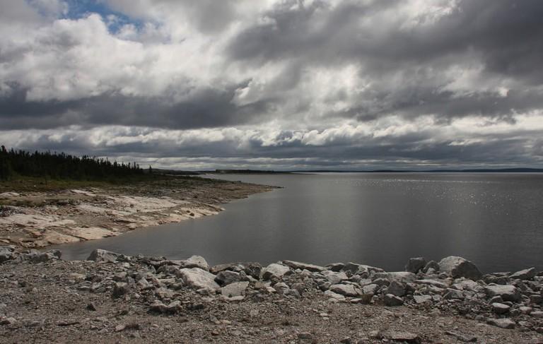 Réservoir Caniapiscau, Northern Quebec