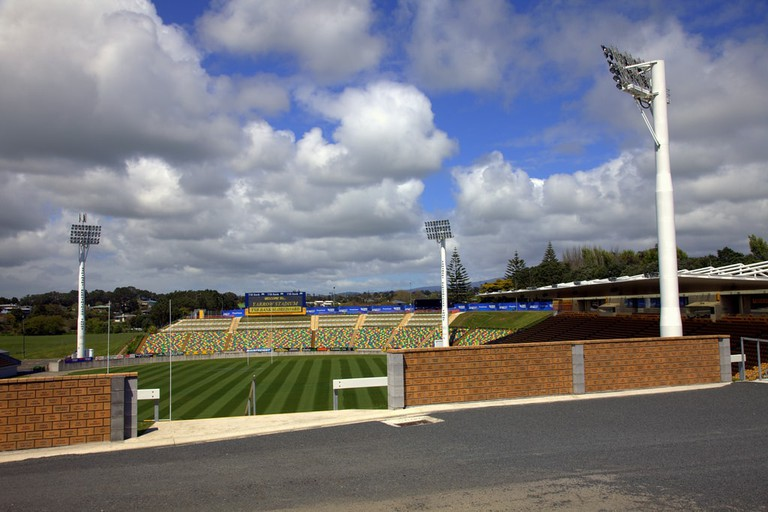 Yarrow Stadium – Taranaki