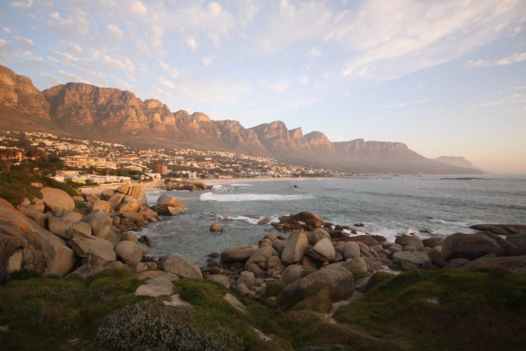 12 Apostles from Camps Bay