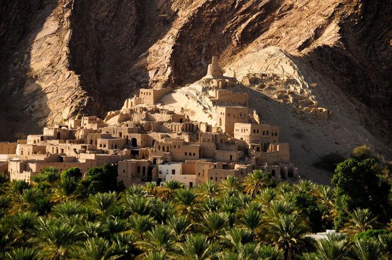 Muscat Architecture