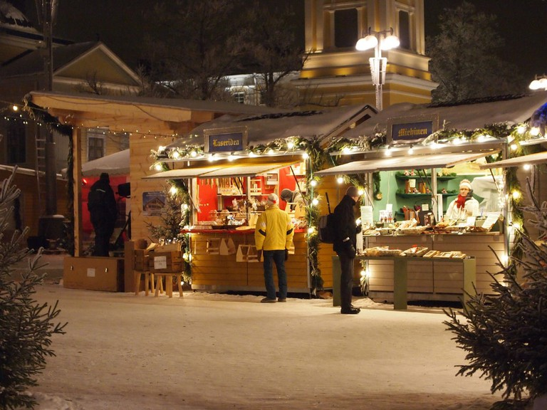 Tampere Christmas market