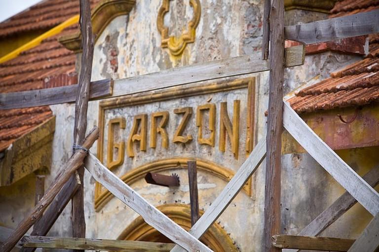Garzón town, Uruguay