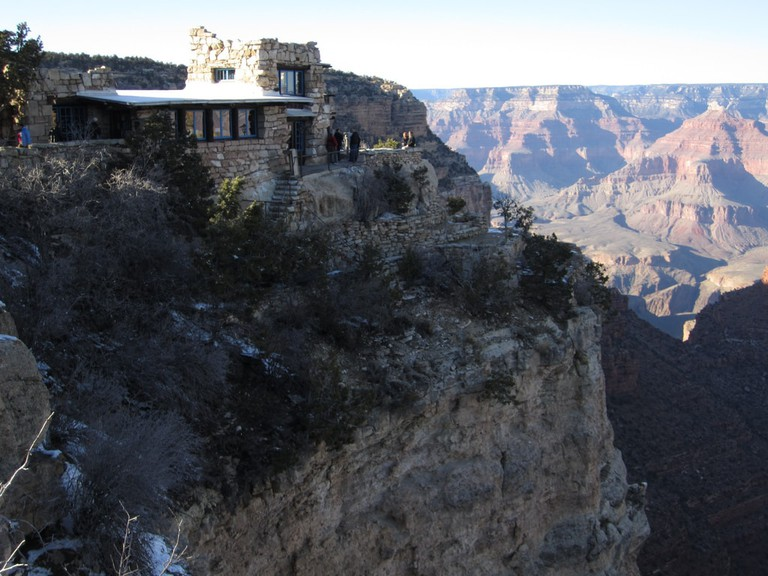 Grand Canyon Village | © Todd Van Hoosear/Flickr