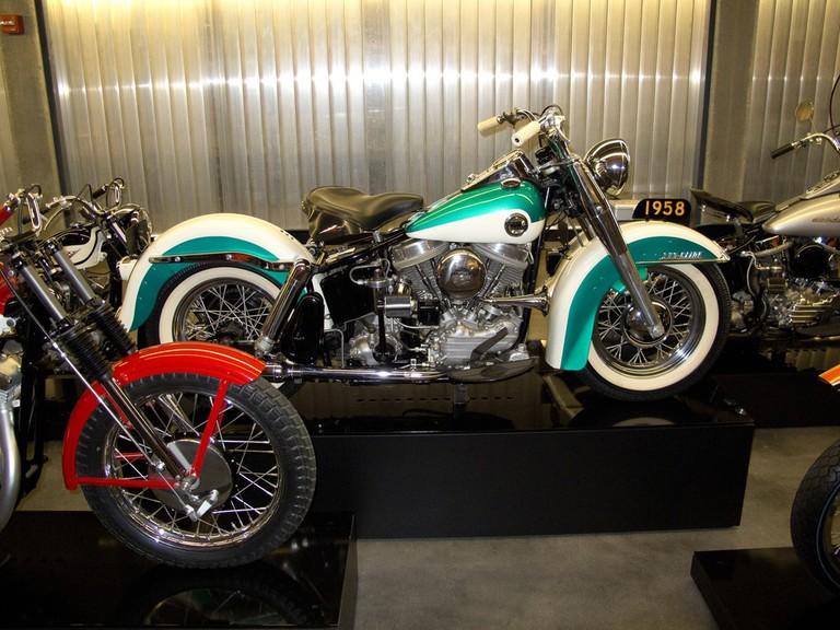 Harley-Davidson Museum, Milwaukee, WI