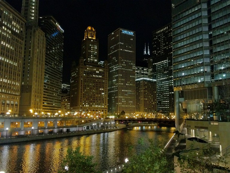 Riverwalk Downtown Chicago   © TopRank Marketing/Flickr