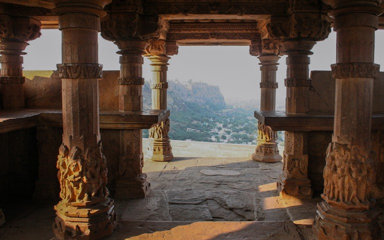 Gwalior is one of the most beautiful cities in Madhya Pradesh