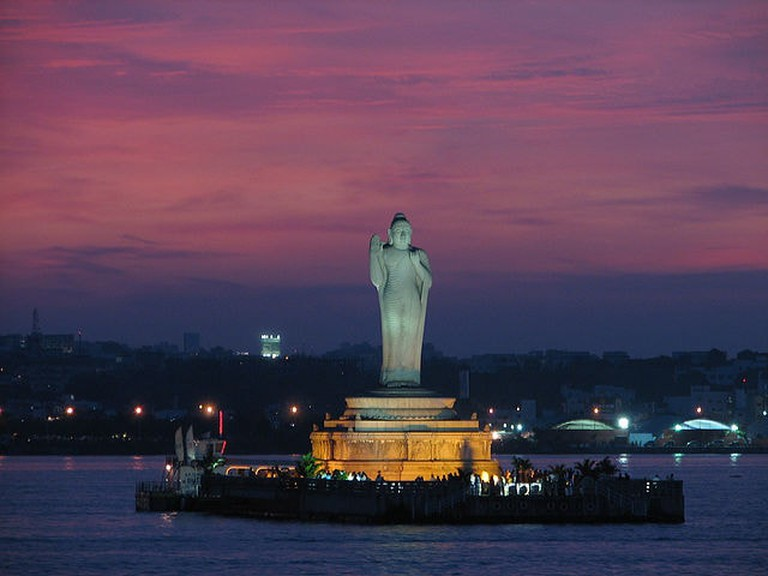 Monolith of Gautama Buddha