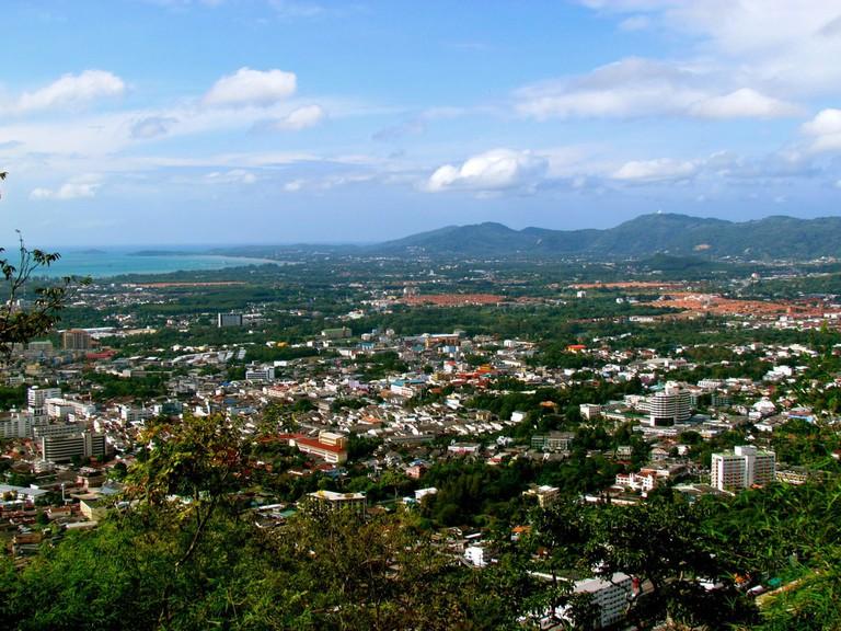Phuket – where the city meets the beach
