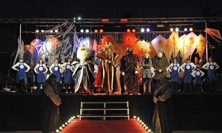 Meet the Three Kings © Ajuntament d'Esplugues de Llobregat
