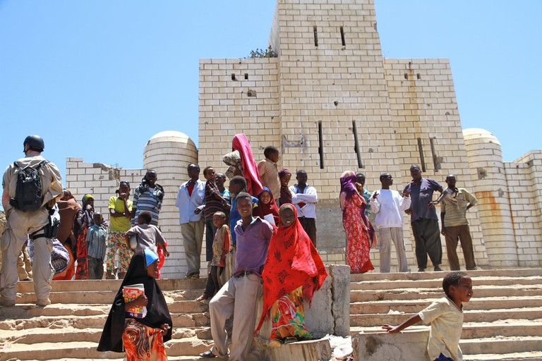 Somalia   © Utenriksdepartementet UD/Flickr