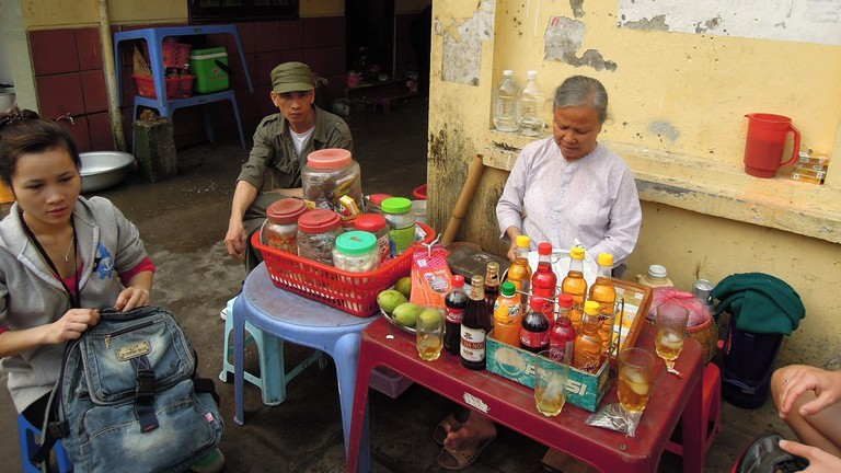 Tea Time in Hanoi   © David McKelvey/Flickr