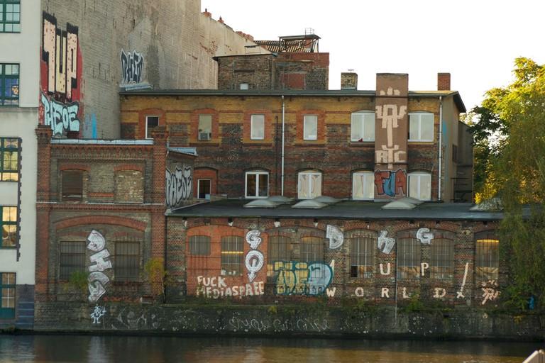 Berlin's stunning graffiti| © Antti T. Nissinen / Flickr