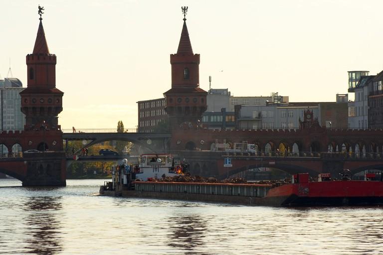 Berlin's bridges | ©Antti T. Nissinen / Flickr