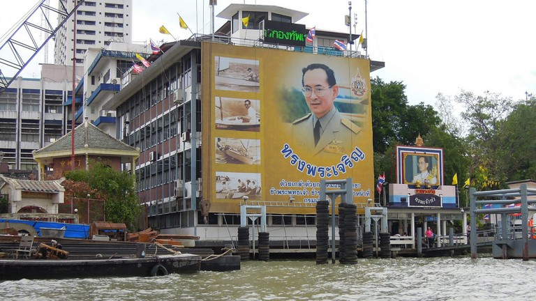 Thailand's late King Rama IX was loved and respected by Thais of all religions