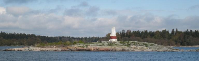 The Märket lighthouse / einarspetz / Flickr