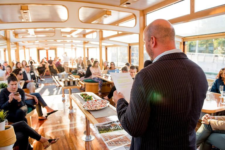 Classic Harbor Line Architectural Boat Tours