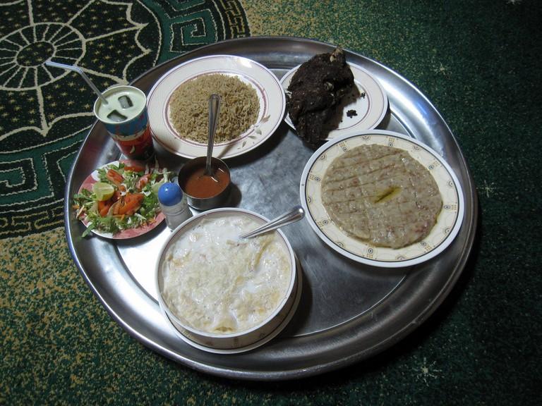 Omani Food