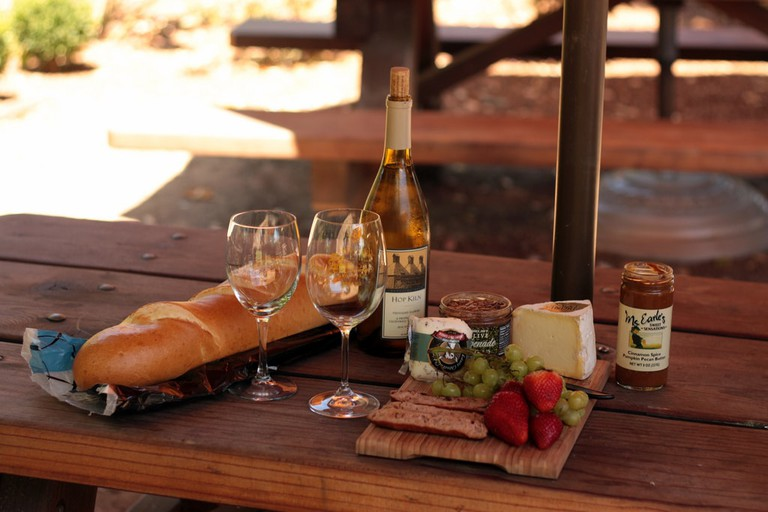 Tapenades are often taken on picnics to eat with wine, bread, cheese and fruit