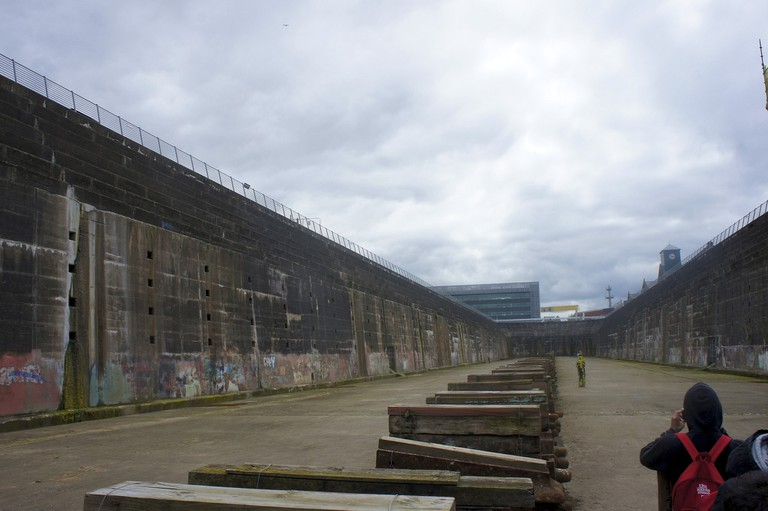 The Dry Docks