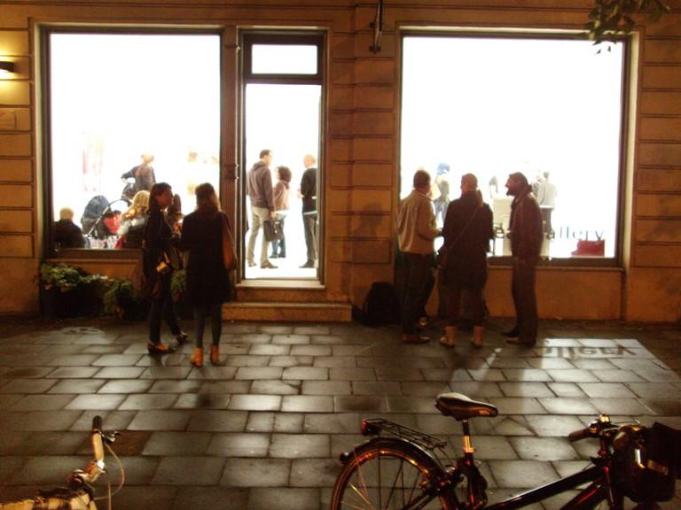Subrosa gallery at Berlin Art Week | © janinebeangallery / Flickr