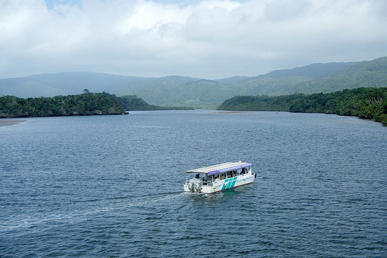 Nakama River on Iriomote Island
