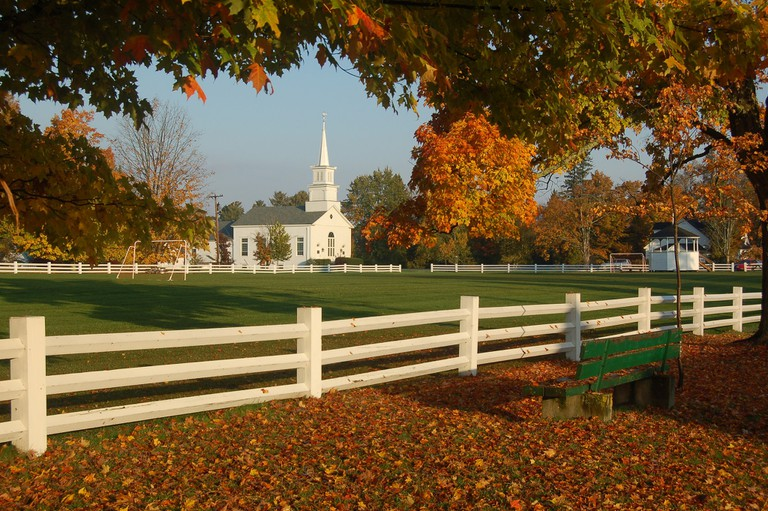 Craftsbury Common, Vermont