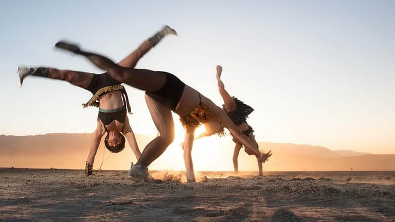 Cartwheels   © Ian Norman/Flickr