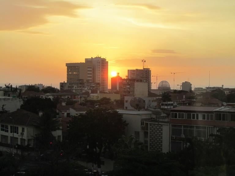 Luanda, Angola  © Nina/Flickr