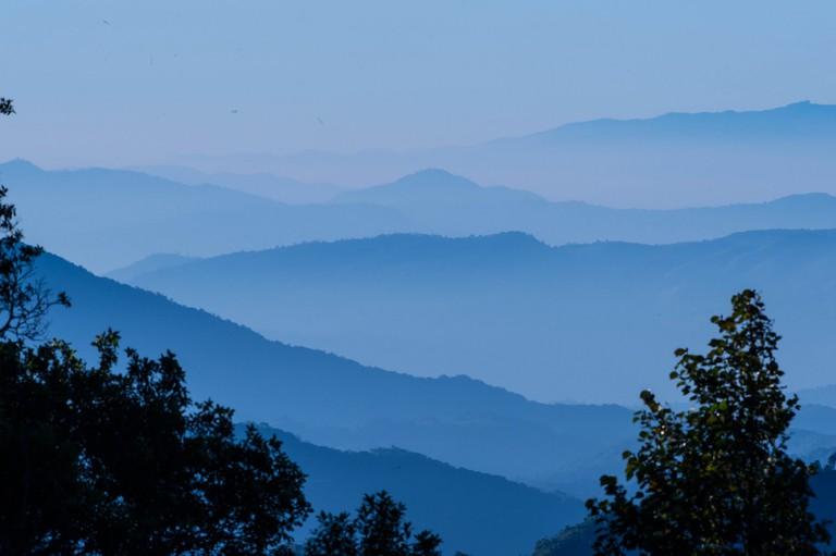 Chiang Mai's mountains