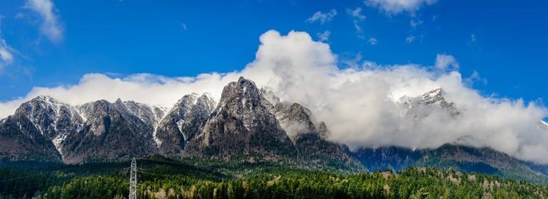 Caraiman Peak, Carpathians
