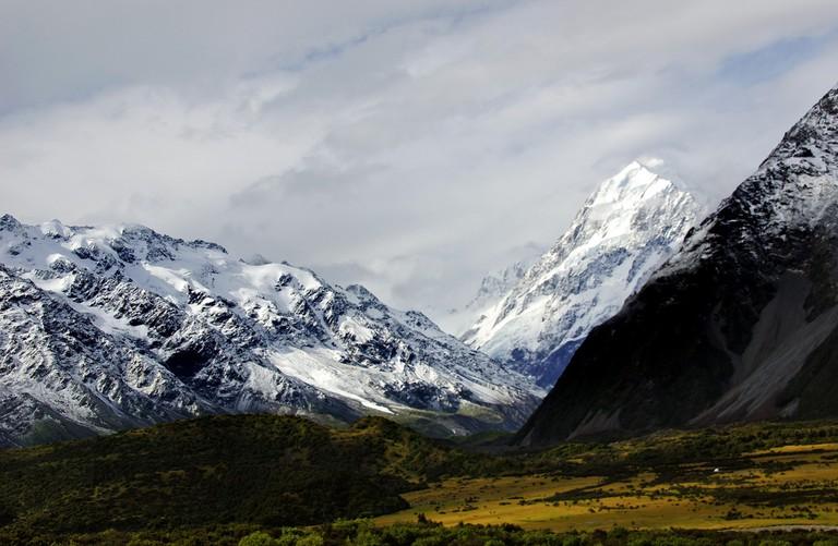 Aoraki/Mt Cook National Park