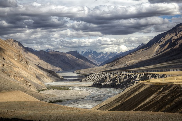 Traversing raw beauty of the Spiti Valley