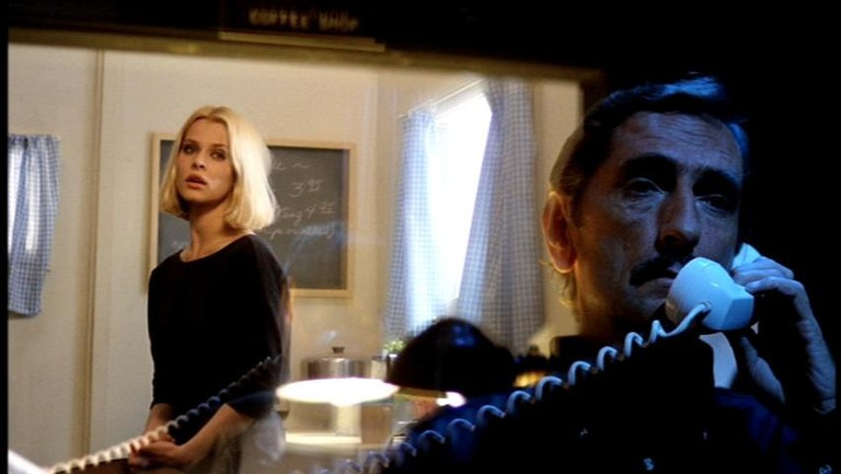 Nastassja KInski and Harry Dean Stanton in Paris, Texas
