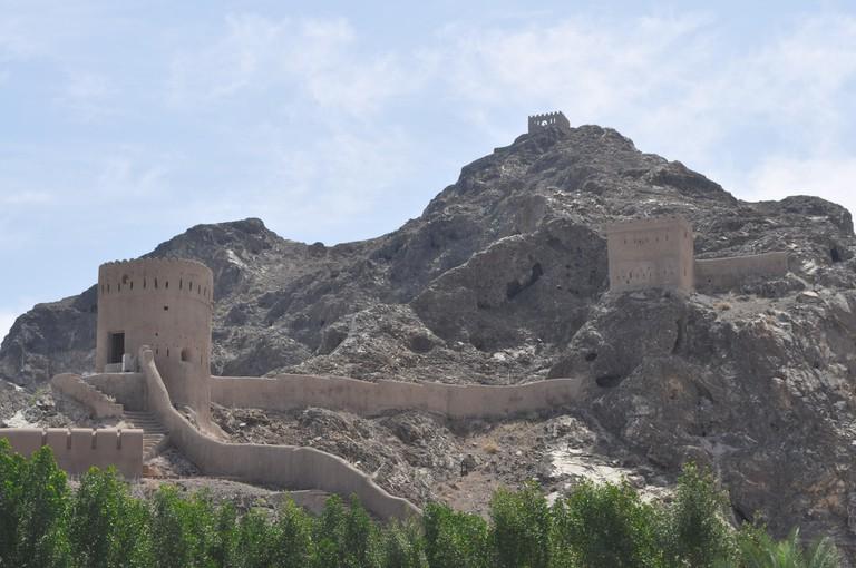 Al Jalali Fort