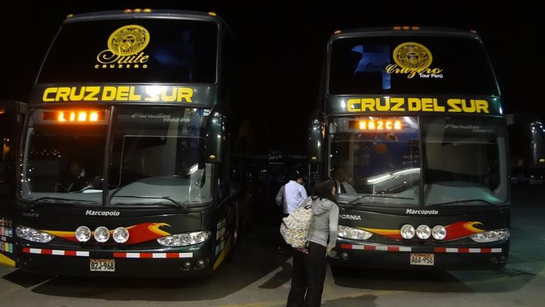 Peruvian Bus