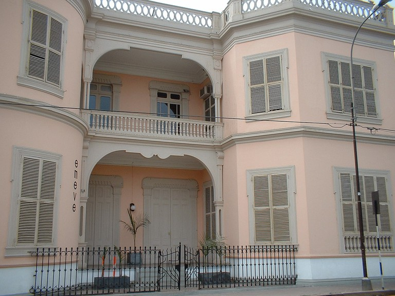 house in barranco, lima, peru