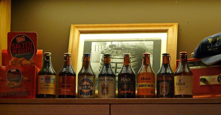 Vic Mac's Brew Bar, Nelson, New Zealand