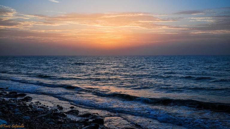 Quram Beach By: Fariz Safarulla