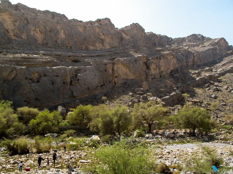 Wadi Tanuf By: Francisco Anzola