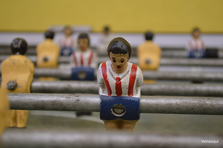 Chivas table soccer team