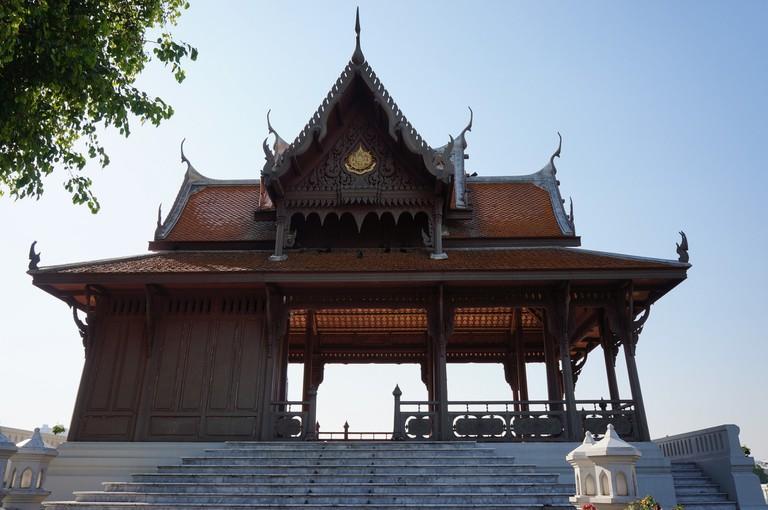 Santi Chai Prakan Pavilion