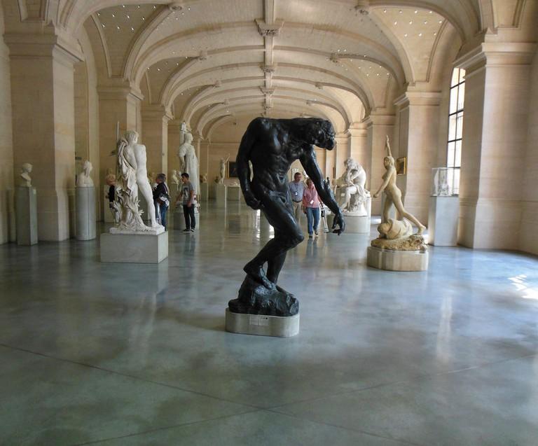 Lille's Fine Art museum