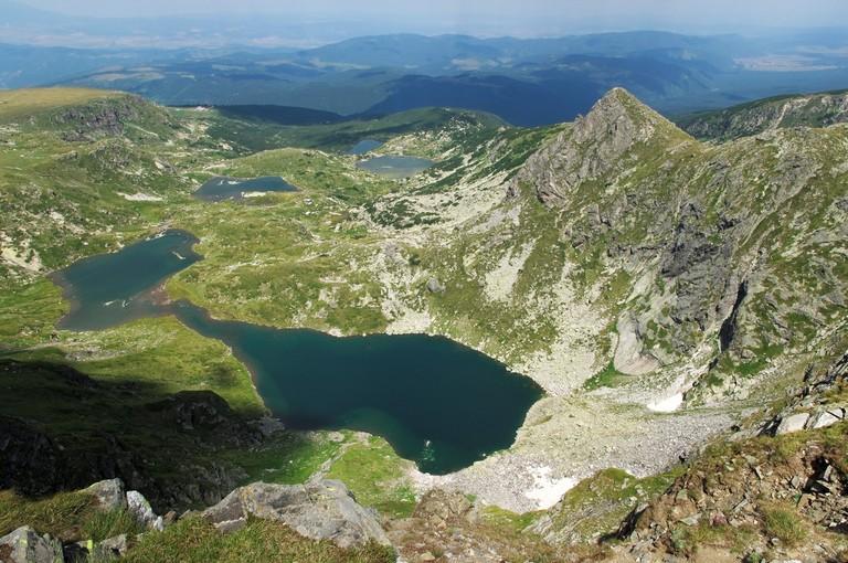 Seven Rilas Lakes © m1r0r1m