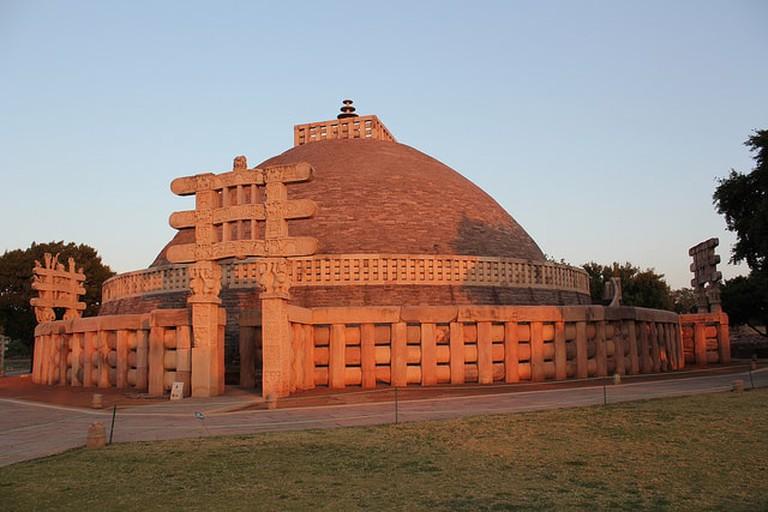 Stupa of Sanchi