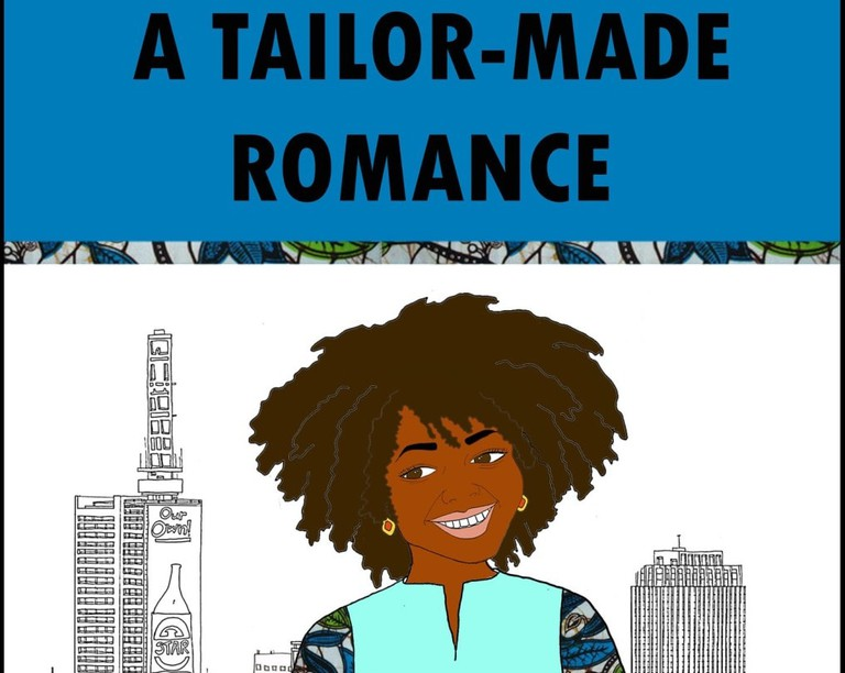 A Tailor-Made Romance book cover