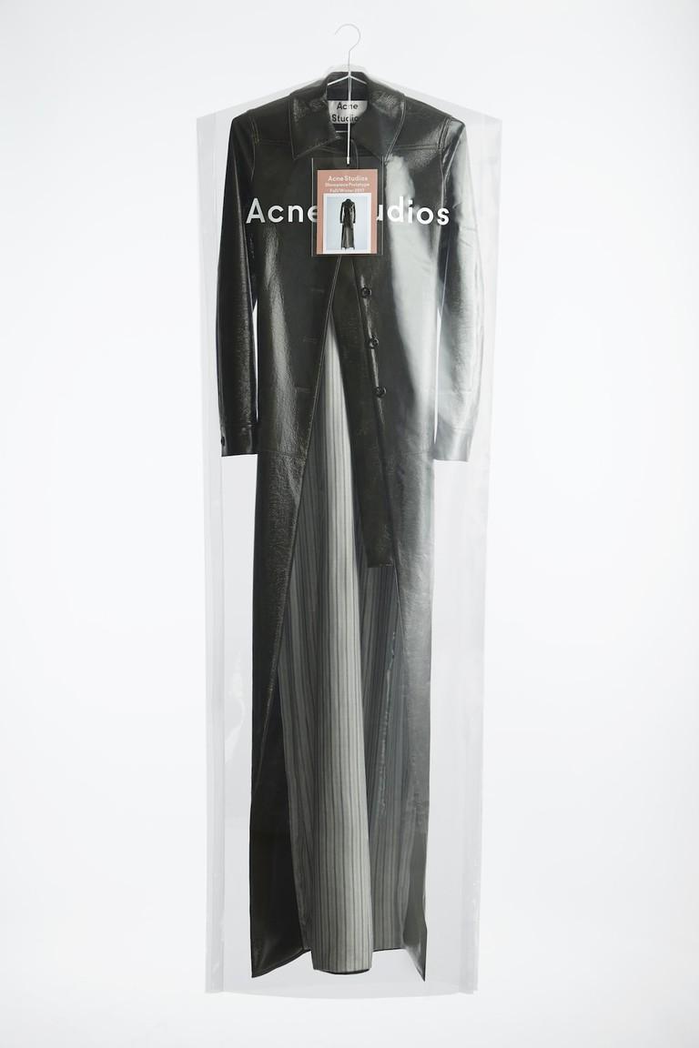 Acne Studios AW17 Showpiece