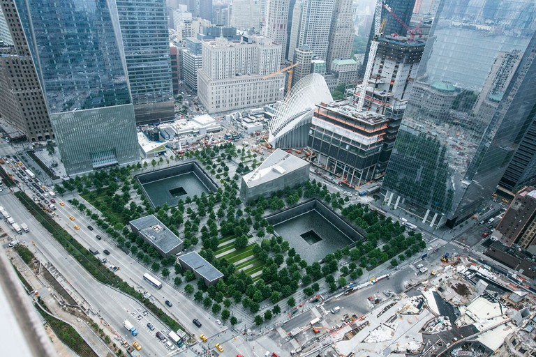 Image courtesy of 9/11 Memorial and Museum