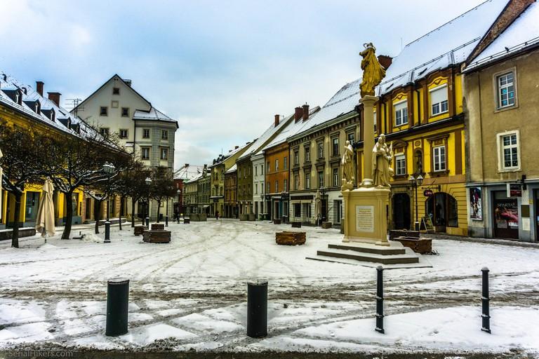 Streets of Celje