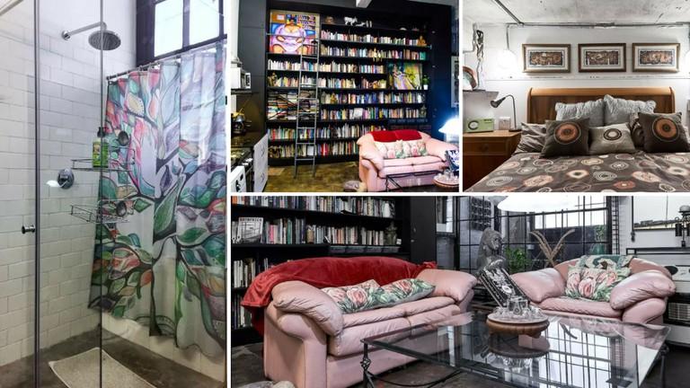 Johannesburg Airbnbs artistic